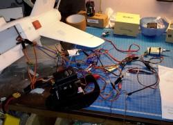 Mini Talon FPV – Partie 2 – Le Montage