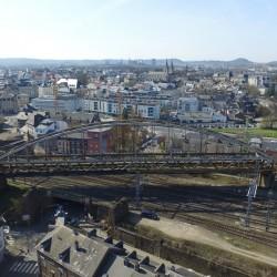 Démontage pont CFL Esch-Neuforf #1
